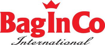 BagInCo logo, paper bags manufacturer