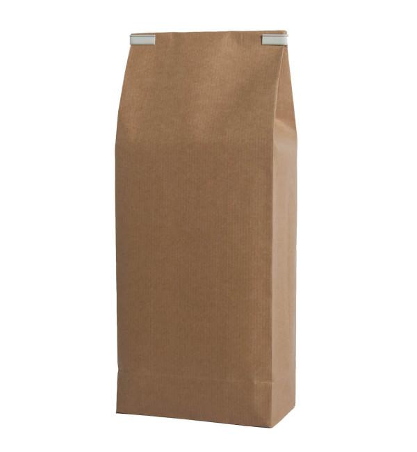 Bruine kraft papieren zakje