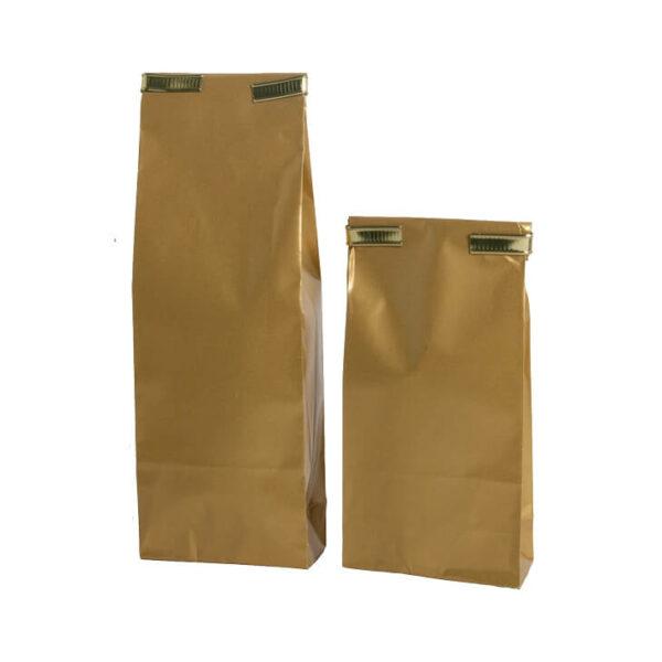 Gouden zak