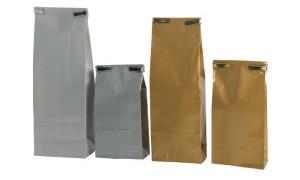 sacs à fond plat, avec ou sans fenêtre