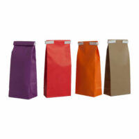 Coloured bags