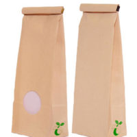 Bolsas de papel ecológico